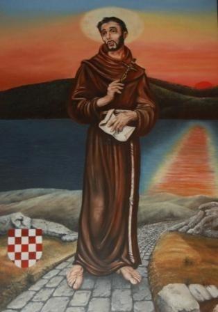 NL9-Sv.-Nikola-Tavelić-zaštitnik-župe.-Slikao-ČEDO-PAIĆ